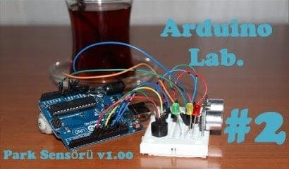 Arduino-ile-Park-Sensoru-Yapimi