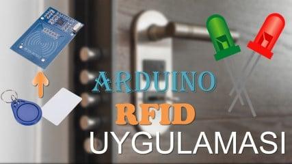 Arduino-ile-RFID-Uygulamasi