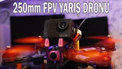 racing drone yapimi