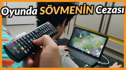Televizyon Kumandasi ile Bilgisayar Oyunu Trolleme