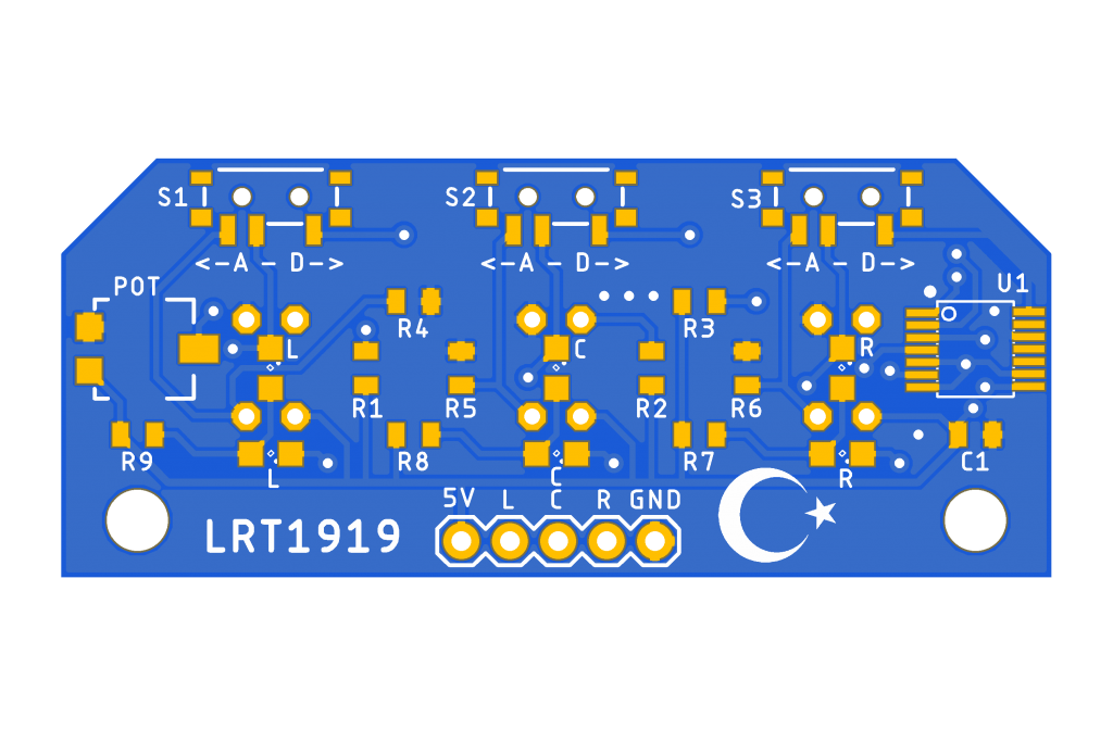 LRT1919 PCB